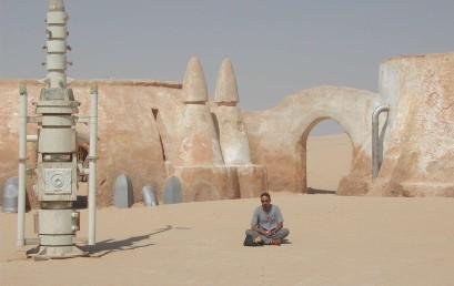 Auf den Spuren von Sternenkriegern – Reisen in die Imaginierte Welt des Films