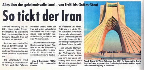 so tickt der Iran_AM05.12.10