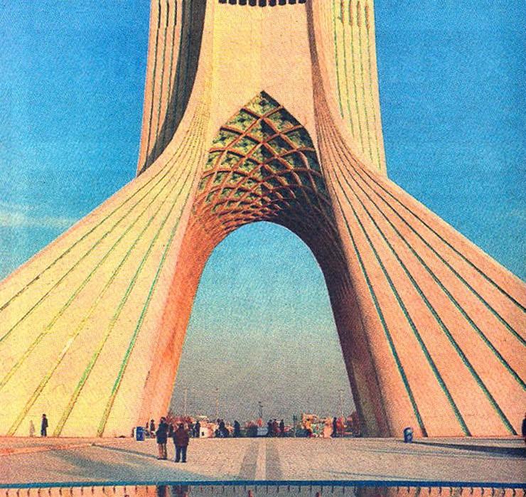 So tickt der Iran