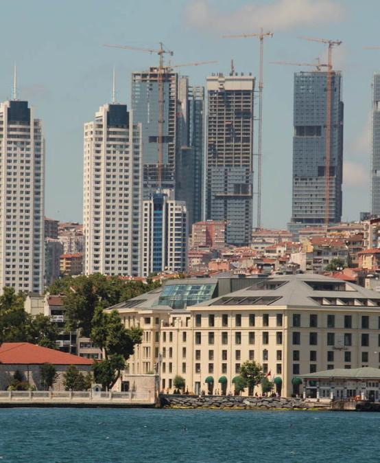Boomtown Istanbul – Stadtentwicklung und Entwicklungsprobleme der Megastadt am Bosporus