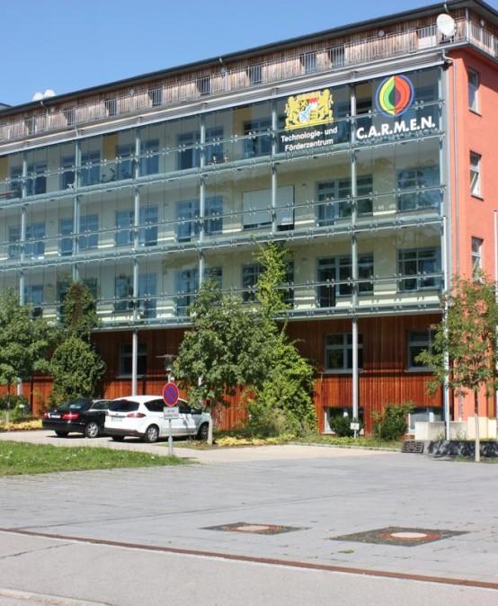 C.A.R.M.E.N. – Kompetenzzentrum für Nachwachsende Rohstoffe Straubing