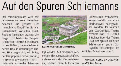 Auf den Spuren Schliemanns 03.07.16 AS
