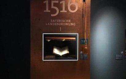 GeoComPass EVENT 2016: Bayerische Landesausstellung Aldersbach