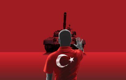 Die Türkei im kritischen Fokus der deutschen Öffentlichkeit: Region und Identität – eine Gesellschaft im Wandel