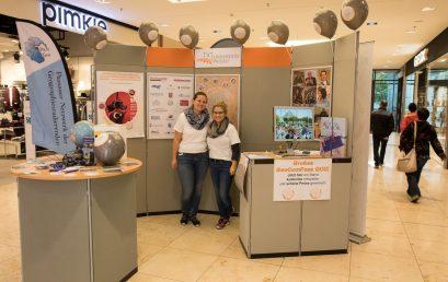 Besuchen Sie unseren Stand in der STADTGALERIE Passau