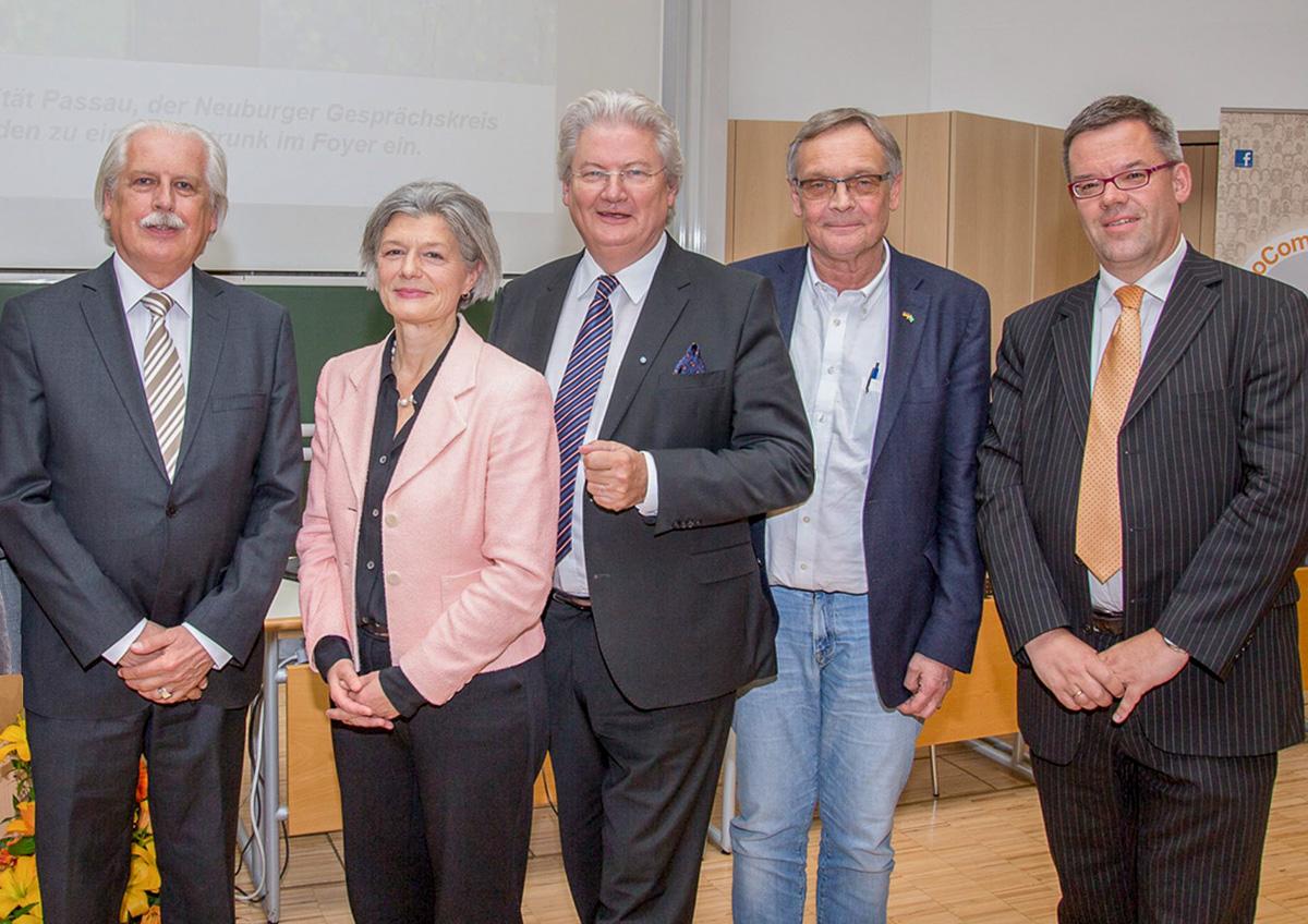 """Wissenschaftliche Analyse versus plakative Überzeichnung – ein Plädoyer für den """"guten alten"""" Journalismus – Beitrag auf der Homepage der Universität Passau"""