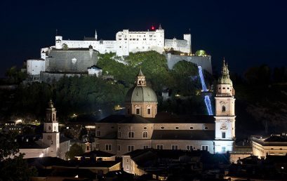 Die Festung Hohensalzburg – raffinierte historische Trinkwasserversorgung am Burgberg