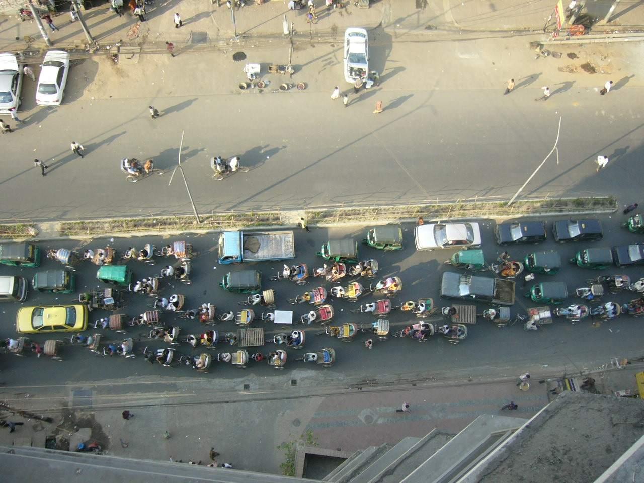 Dhaka im Fokus – Probleme und Potenziale einer Megastadt