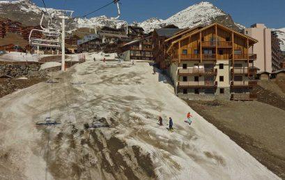 Schnee aus der Tube: Ist der Wintersport noch verantwortungsvoll?
