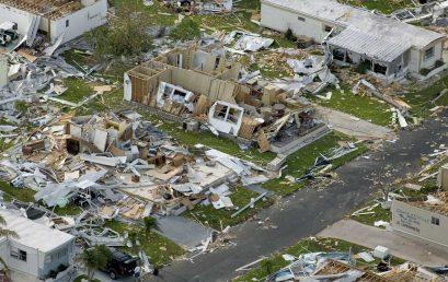Von Hurricanes, Killing Frosts und anderen Klimarisiken für Leben und Wirtschaft in Nordamerika