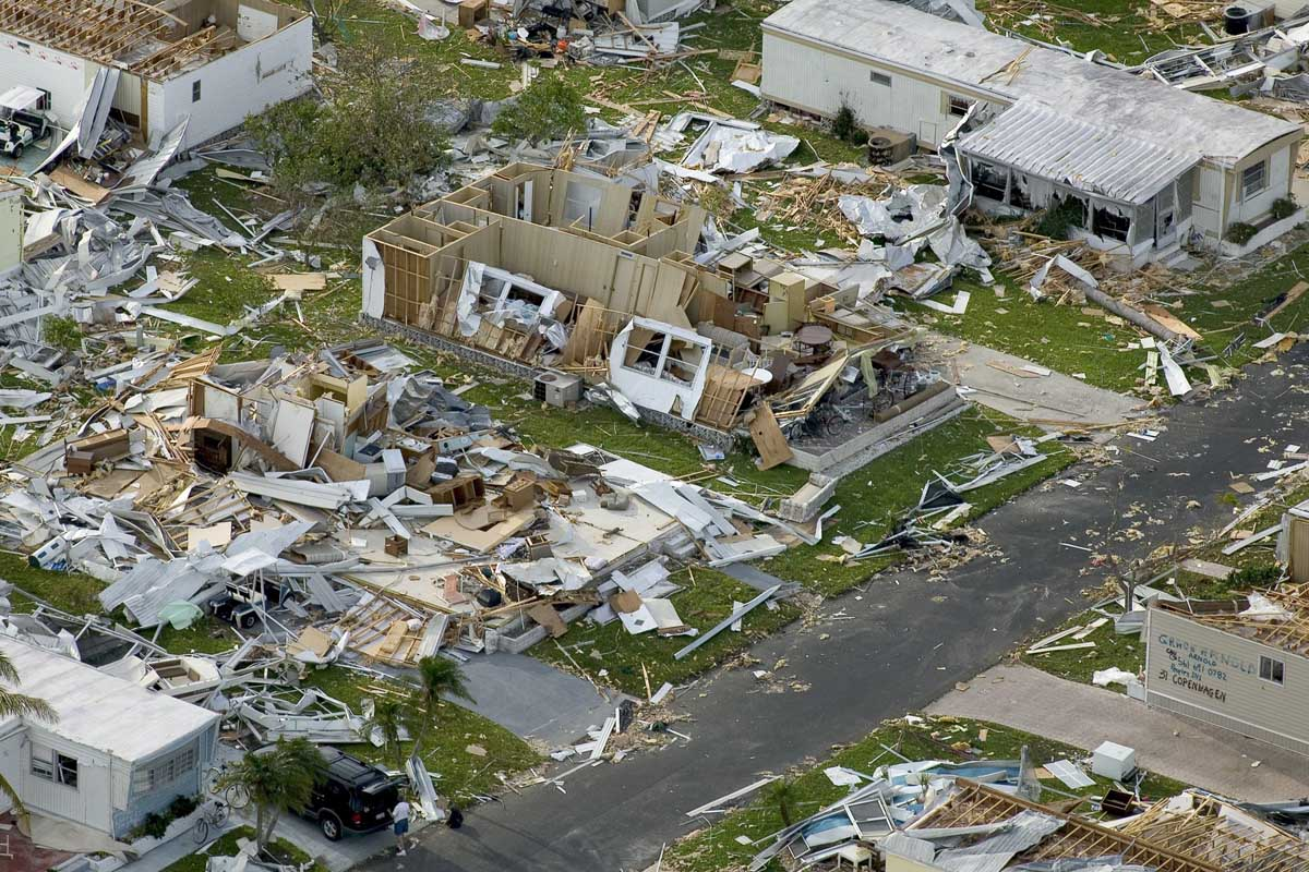 Klimarisiken in den USA