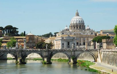 Rom und Umbrien – Entwicklungslinien der Ewigen Stadt und ein Blick in ihr umbrisches Hinterland
