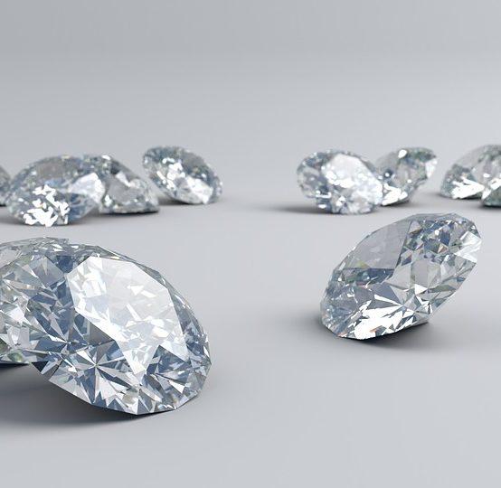 Diamanten in Antwerpen
