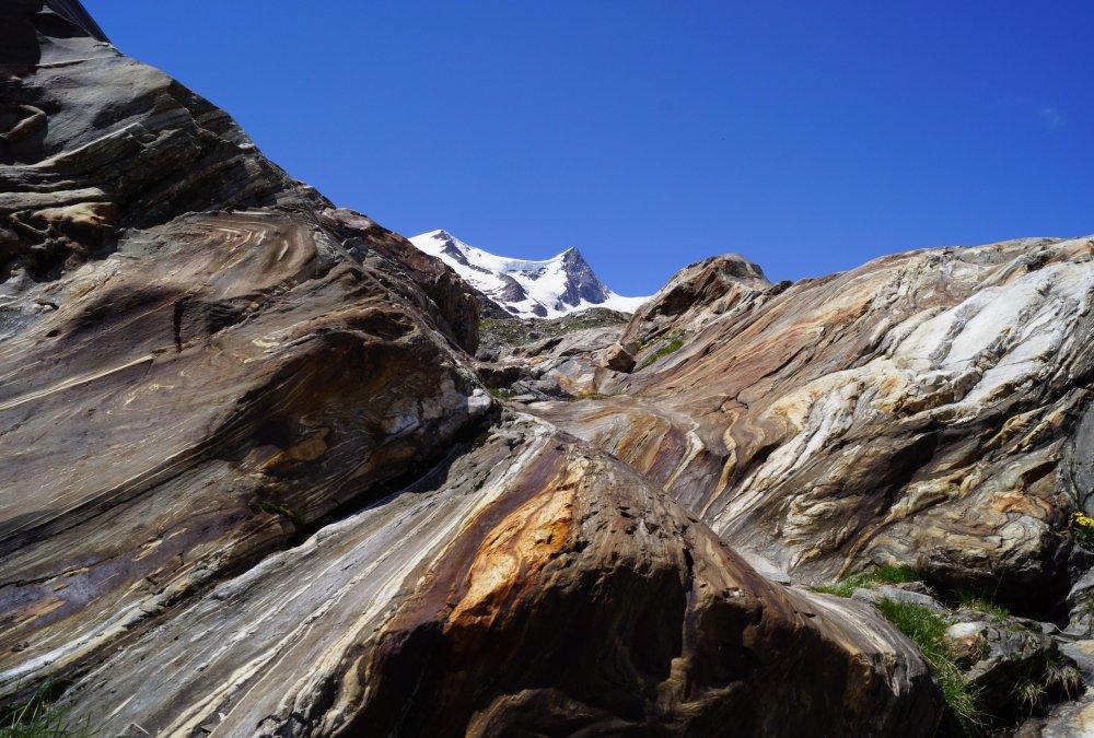 Die Rolle der Alpengletscher
