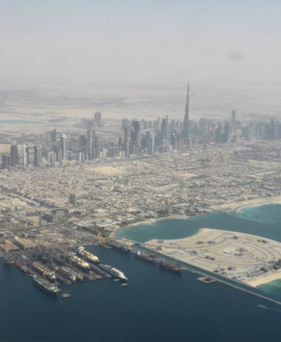 Vom Ressourcenraum zum Dienstleistungszentrum – Gesellschaftlicher und wirtschaftlicher Wandel auf der Arabischen Halbinsel und seine geopolitischen Herausforderungen