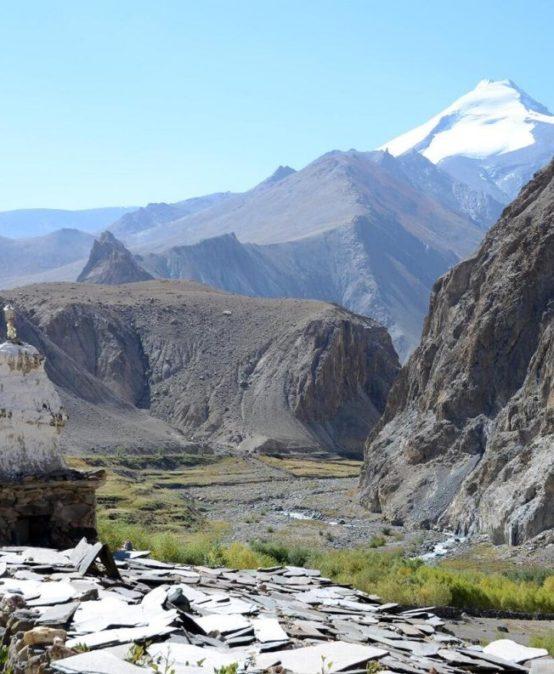 Wasser im Himalaya – Zu viel und zu wenig