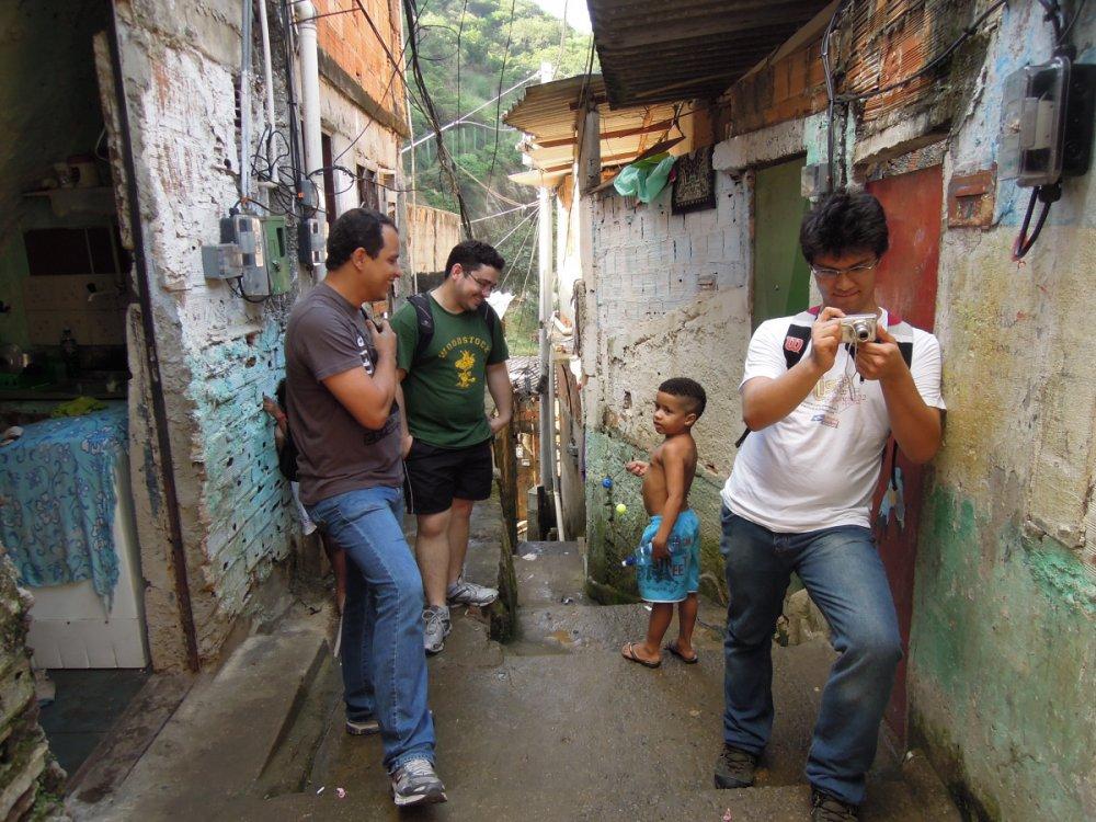 Der Slum als Reiseziel