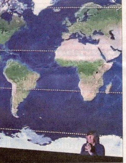 Wüstenplanet Erde – Von der Sahara bis zur Arktis