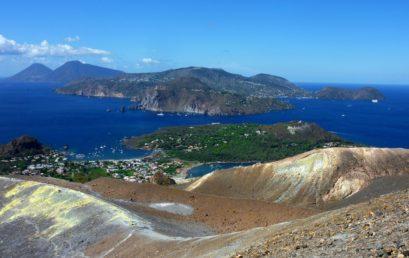 Die Geologie der Vulkane und die Geschichte der Götter – Sizilien und seine Liparischen Inseln
