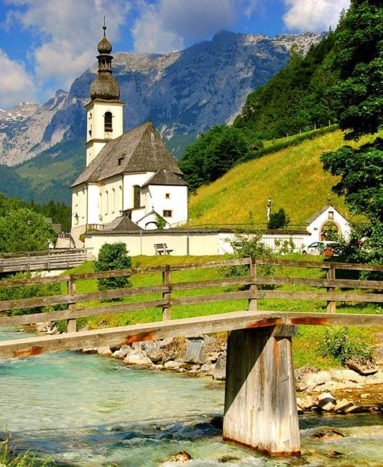 Das Berchtesgadener Land – das alpine UNESCO-Biosphärenreservat Deutschlands und die berühmte Tourismusregion