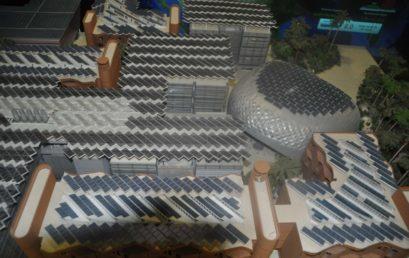 Die Zukunft der Energieversorgung in den Stadtlandschaften der Welt