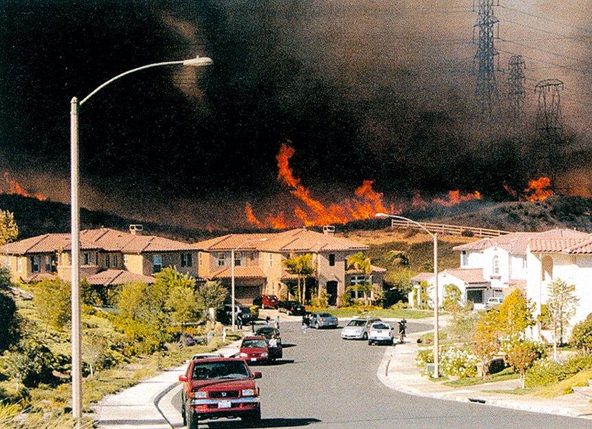 Ohne Feuerschutz kein Klimaschutz