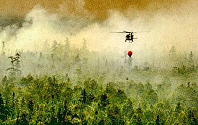 Katastrophen, Klima & Konflikt – Ohne Feuerschutz kein Klimaschutz