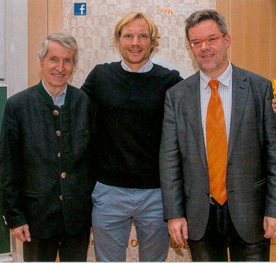 """DAV Sektion Passau """"Passau alpin"""" – Jahresprogramm 2019"""