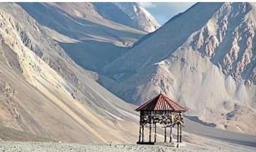 Wasser im Himalaya