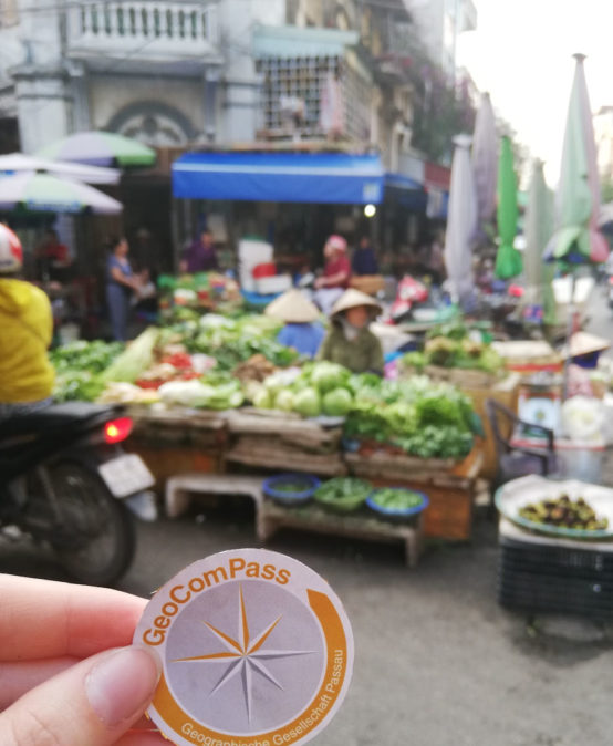 Xin chào aus Hai Phong in Vietnam!