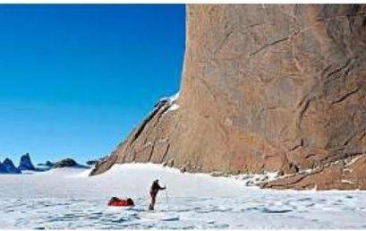 Traumland um Südpol