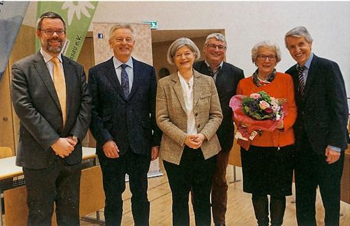 Vortrag von Präsident Joseg Klenner zum 150-jährigen Jubiläum des DAV