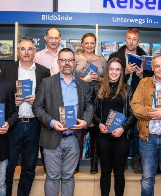 Eintausend – GeoComPass begrüßt Jubiläumsmitglied